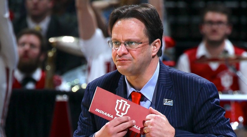 Tom Crean and the Hoosiers must wait and see if they will receive a ticket to the Big Dance.