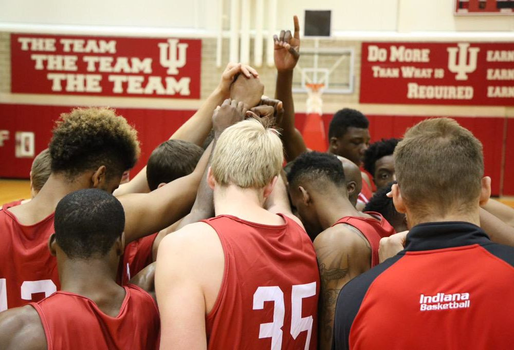 IUBB News Roundup: Practice Begins, Tom Talks, and … Yogi Dunks?