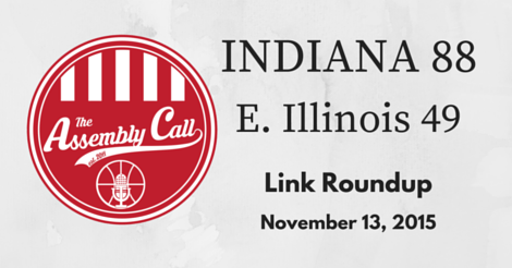 "IU-Eastern Illinois Link Roundup: ""We can be a really special team."""