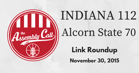 "IU-Alcorn State Link Roundup: ""I just can't wait for it."""
