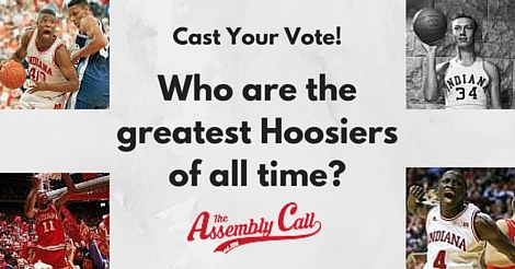50 Greatest Hoosiers