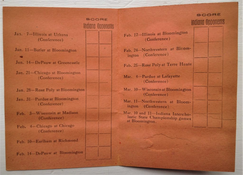 1910-11 bball schedule2