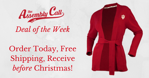 Deal of the Week: Order Today, Free Shipping, Receive before Christmas!