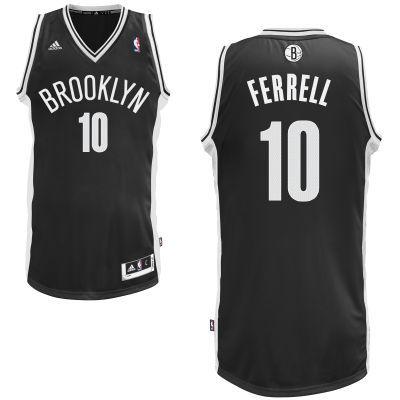 Yogi Ferrell Nets jersey