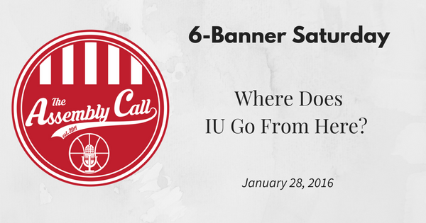 6-Banner Saturday: Where Does IU Go From Here?