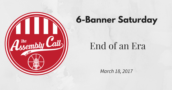 6-Banner Saturday: End of an Era