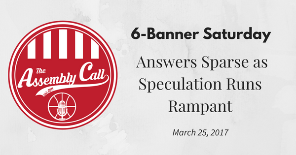 6-Banner Saturday: Answers Sparse as Speculation Runs Rampant