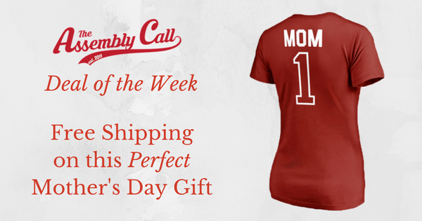 FREE Shipping on IU Mother's Day Shirt
