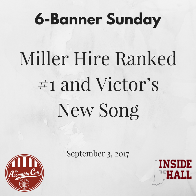 Miller Hire Ranked #1 and Victor's New Song