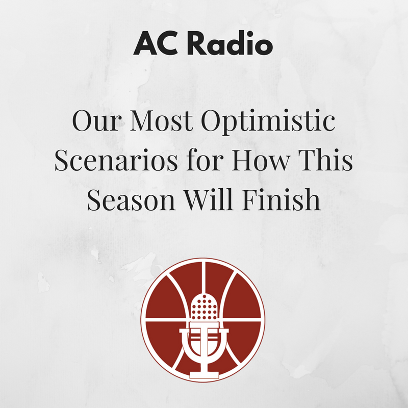 [372] Our Most Optimistic Scenarios for How This Season Will Finish