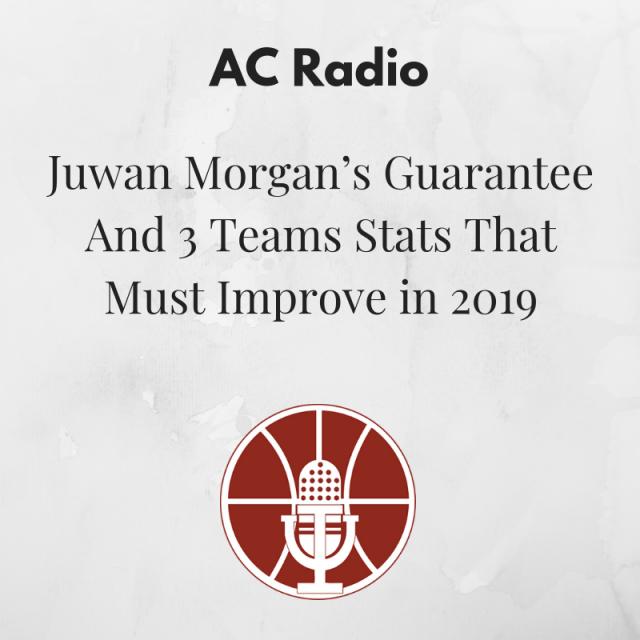 [425] Juwan Morgan's Guarantee and 3 Teams Stats That Must Improve in 2019